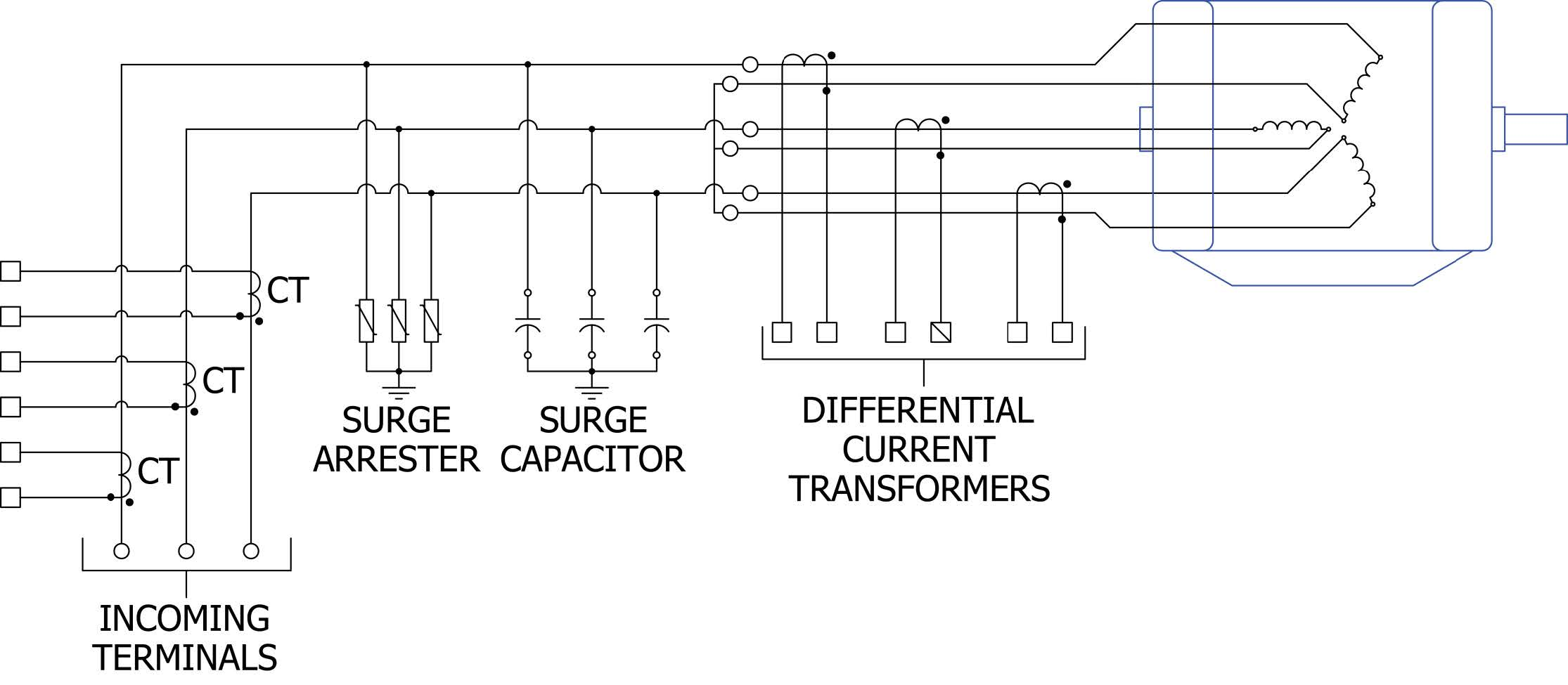 Msp on 3 Phase 6 Lead Motor Wiring Diagram